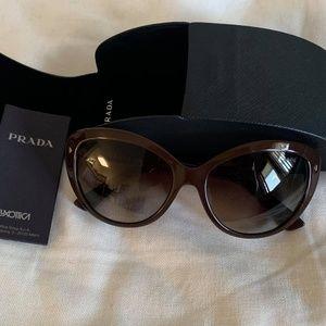 PRADA Cateye Sunglasses